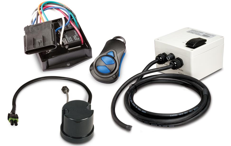 Warner Linear Actuator Controls