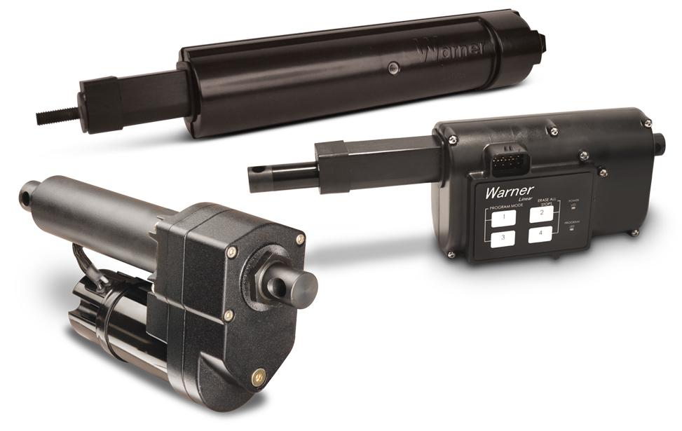 Warner Linear, Linear Actuators