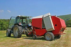 Hay & Cotton Balers