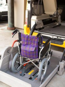 Scooter/Wheelchair Lifts